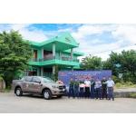 Tập Đoàn Hiệp Nghĩa liên tục trao xe bán tải trong Chương trình